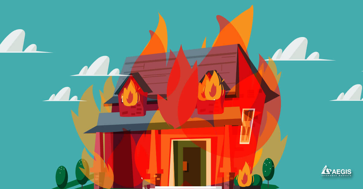 Protecting High-Risk Homes In CA: The Wildfire Survival Guide Infographic