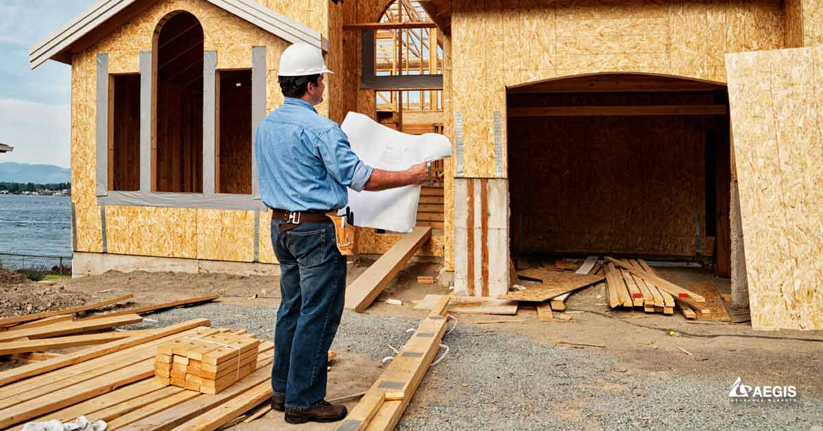 What is Course of Construction Insurance?